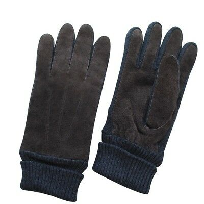 (#4) - Winter Gloves Male Thickened Riding Cotton And Down Cold Keep Warm In