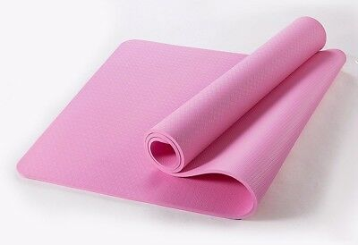 (Pink) - MDRW-Yoga Lovers Unscented Yoga Pilates Mat Widening Fitness Pad 80Cm