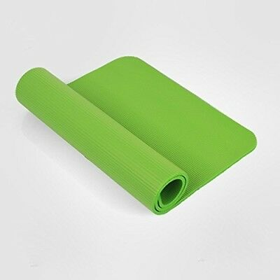 (Green) - MDRW-Yoga Lovers 10Mm Children Yoga Pilates Mats Thickening