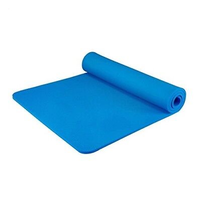 (Blue) - MDRW-Yoga Lovers Beginner'S Extended Yoga Pilates Mat Non Slip