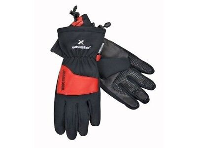 (Large, Black) - Extremities Windy Pro Gloves. Best Price