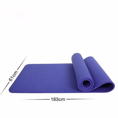 (Blue) - MDRW-Yoga Lovers Sports Yoga Pilates Mat For Men And Women Beginners