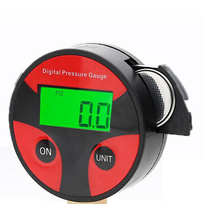 Universal LCD Digital Tyre Tire Air Pressure Gauge Manometer For Car Truck Auto