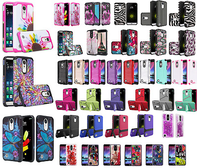 info for bd402 b889a LG K20 PLUS Slim Hybrid Hard Case Shockproof Phone Cover Cell Phone Case  Grace