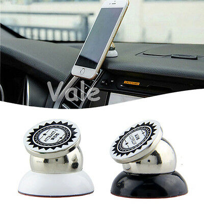 Magnetic 360 Degree Rotating Universal Car Phone Holder Dashboard Mobile Mount