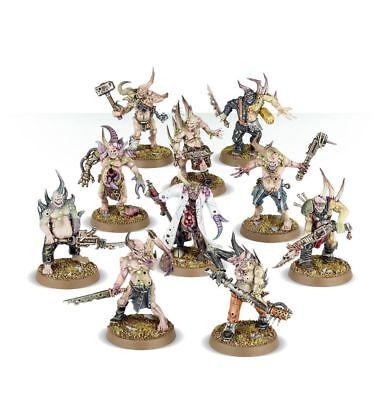 FREE POSTAGE Poxwalkers Death Guard New On Sprew warhammer 40000