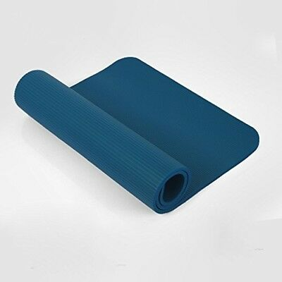 (Blue) - MDRW-Yoga Lovers 10Mm Children Yoga Pilates Mats Thickening Beginners