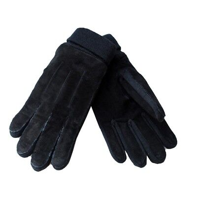 (#5) - Winter Gloves Male Thickened Riding Cotton And Down Cold Keep Warm In