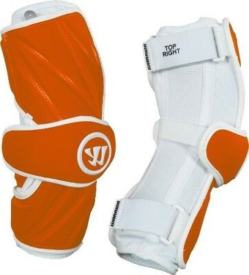 (Large, Orange) - Warrior Regulator Arm Guard. Shipping Included