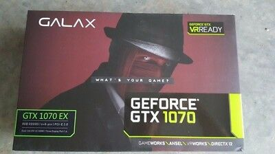 GALAX GeForce GTX 1070 EX 8GB