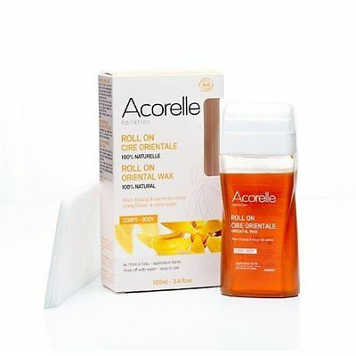 Acorelle - Cera Orientale all'Ylang roll on con strisce