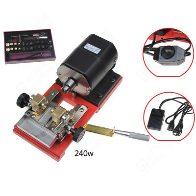 Stepless speed pearl drilling machine For Buddha beads jade beads 220V 15000rpm