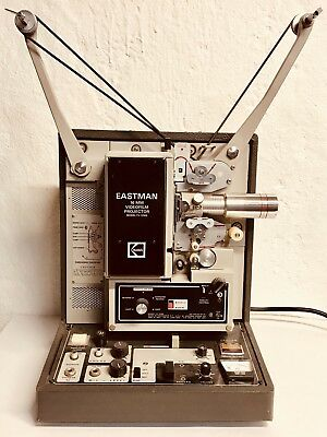 Eastman Kodak Model TV 12M6 16MM Sound Projector