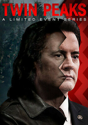 Twin Peaks: A Limited Event Series (2017, DVD NEW)8 DISC SET