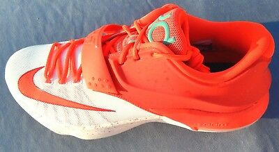 hot sale online ba587 019ae NEW NIKE MENS Kd Vii 7 Christmas Size 10.5 Bright Crimson Egnogg 707560-613