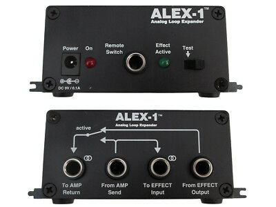 Nobels Alex 1 Looper