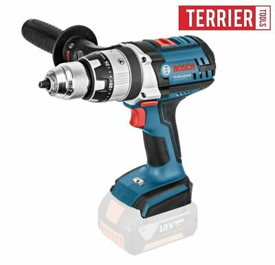Bosch GSB 18 VE-2-LI Professional Combi Drill Body Only - Robust Series 06019D93