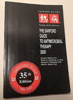 The sanford guide to antimicrobial therapy 2017 47 poc edition david the sanford guide to antimicrobial therapy 2005 35th edition paperback cover med fandeluxe Gallery