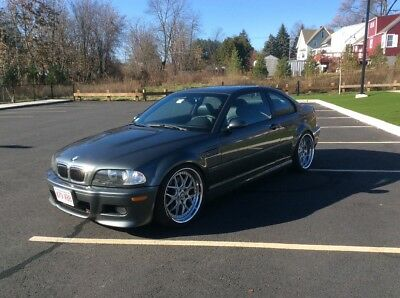 2004 BMW M3  2004 BMW E46 M3 6 speed manual 2 door coupe