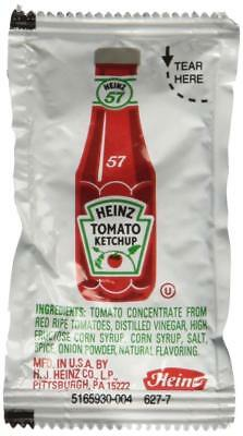 Heinz Ketchup Packet - 200 Case