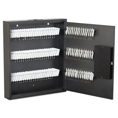 FireKing Hercules 120-Key Cabinets w/E-Lock, Steel, Silver Vein, 1 Each