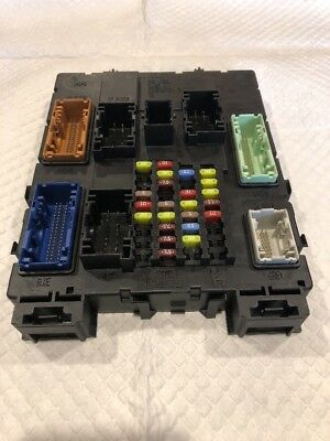 12 13 14 15 16 Ford Focus Body Control Fuse Box Module F1Ft14A073Gg
