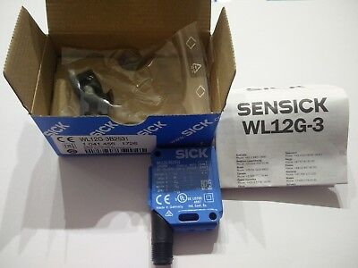 Sick WL12G-3B2531 Reflection - Beam Sensor, autokollimation 1041456 NIP