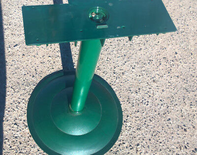 1-800 Vending Machine Green Stand/Base for 1800 Candy Machines-Good Condition