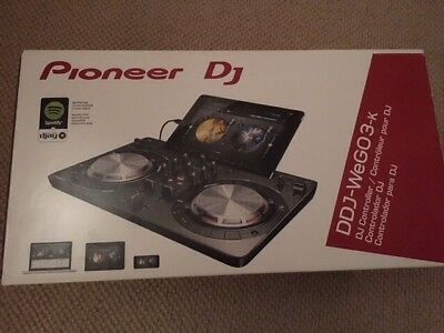 Pioneer DDJ WEGO3-k  Entry Level DJ Controller