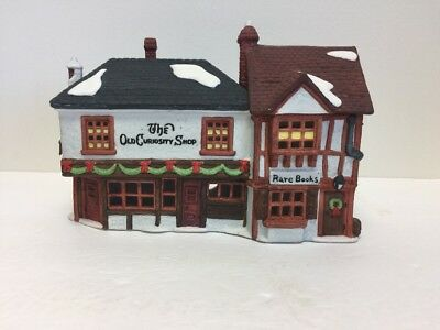 Dickens' Village Series The Old Curiosity Shop in box - Dept 56 #5905-6. A1