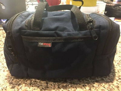 LA Rescue First Call-in Bag Jr, Navy Blue