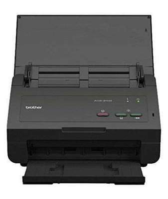 Brother Ads2100 Compact High Speed 2-Sided Document Scanner Kofax Vrs Certified
