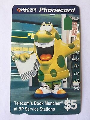 Telecom Phone Card - Collectable Retro Telephone Communication Australia