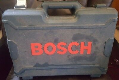 Bosch 37618 18V Tough  Drill Case with Charger BC 630 and Batteries BAT 609 618