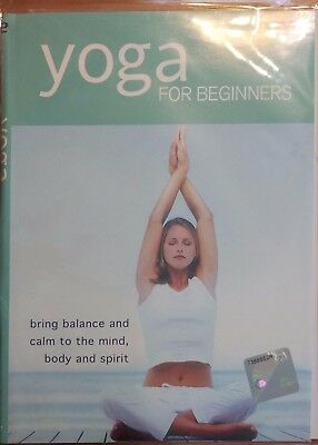 Yoga For Beginners Workout DVD