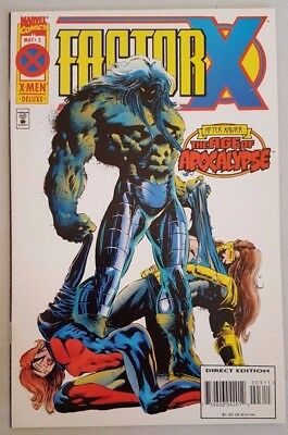 Factor X #3 of 4 Age of Apocalypse 1995 Marvel Comics VF