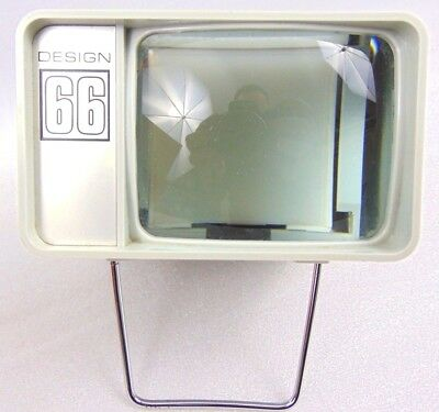 Paterson 'Design 66'  Illuminated Slide Viewer For 6x6 Medium Format Slides