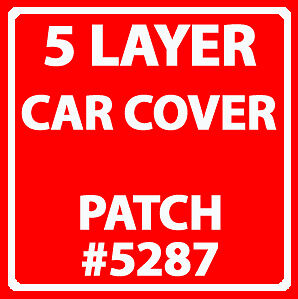 Soft Breathable Dust Proof Sun Uv Water Indoor Outdoor 5287 5 Layer Car Cover
