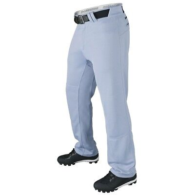 (Large, Grey) - DeMarini Youth Uprising Baseball Pant. Delivery is Free