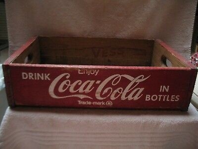 Coca Cola Wooden Soda Crate