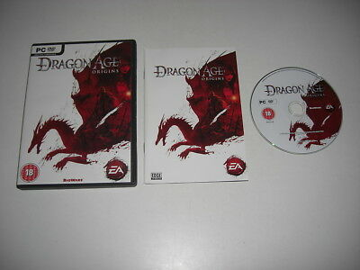 DRAGON AGE 1 Origins Pc DVD Rom RPG - FAST DISPATCH