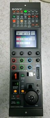 Sony RCP-750 Remote Control Panel for HDC and BVP Series Cameras