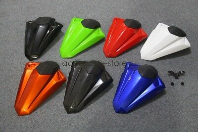 ABS Plastic Rear Seat Cowl Fairing Cover For Kawasaki Ninja EX300 300R 2013-2015