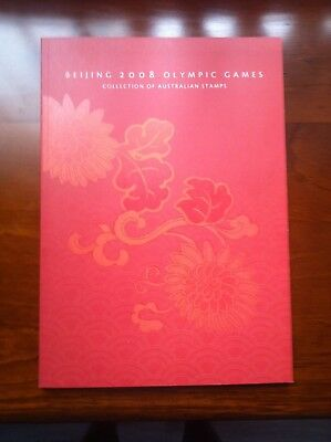 2008 Beiging Olympics Collection 14 Mini Sheets Plus Stamps