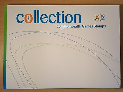 2006 Melbourne Commonwealth Games Collection of Stamps - 17 instant sheetlets +