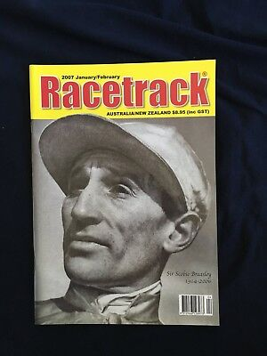 Racetrack Magazine 2007 January/february Edition