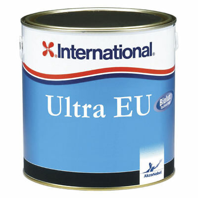 Antifouling Ultra Eu Vert  2.5L International Matrice Dure Yb705/2.5Ad