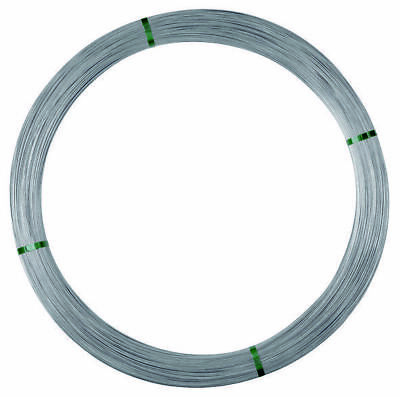 25KG HIGH TENSILE WIRE 2.40MM - Galvanised Fencing Line Wire 2.4mm 750m Fence