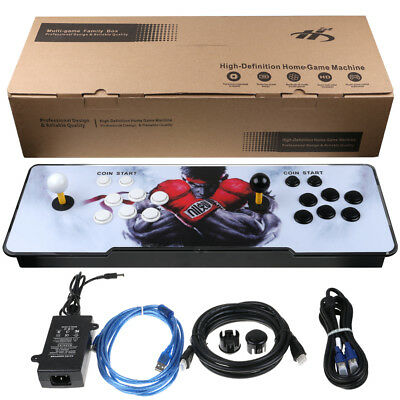 Pandora Box 5S 999 In 1 Double Stick Arcade Console Joystick Video Game Gifts US