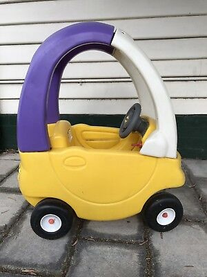 Step 2 Coupe Kids Toddler Car , Music And Horn Works
